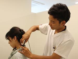 垂水坂口鍼灸整骨院交通事故治療写真2